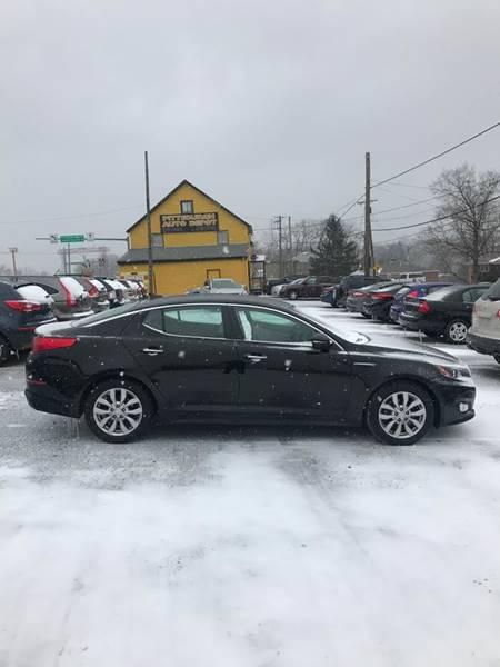 2015 Kia Optima LX 4dr Sedan - West Mifflin PA