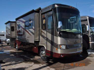 2008 Holiday Rambler NEPTUNE 37PBQ