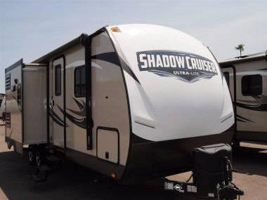 2016 Cruiser RV Shadow Cruiser 282BHS