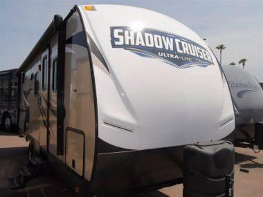 2016 Cruiser RV Shadow Cruiser 240BHS