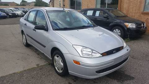 2002 Ford Focus for sale in Dearborn, MI