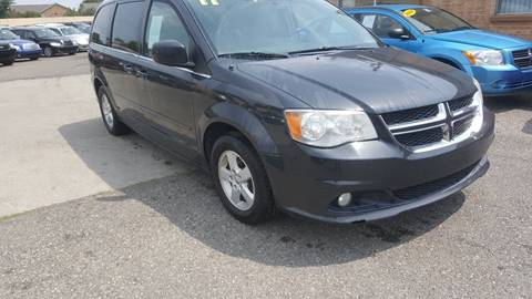 2011 Dodge Grand Caravan for sale at Prunto Motor Inc. in Dearborn MI