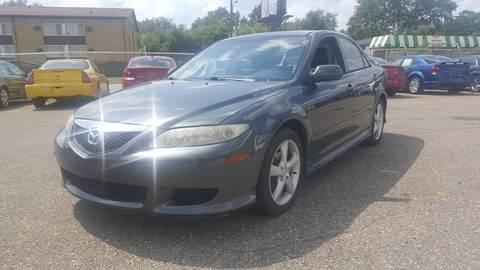 2003 Mazda MAZDA6 for sale at Prunto Motor Inc. in Dearborn MI