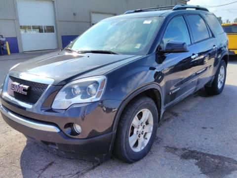 2007 GMC Acadia for sale at Prunto Motor Inc. in Dearborn MI