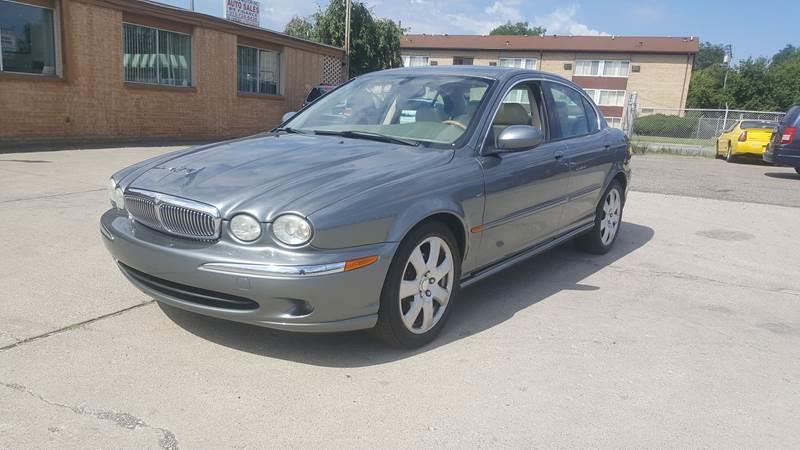 2004 Jaguar X-Type for sale at Prunto Motor Inc. in Dearborn MI