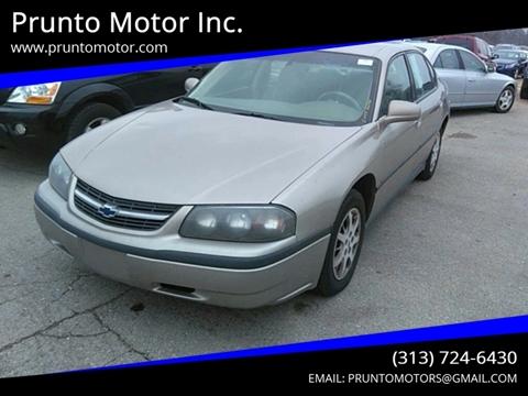 2001 chevrolet impala for sale carsforsale 2001 Chevrolet Impala Recall 2001 chevrolet impala for sale in dearborn mi