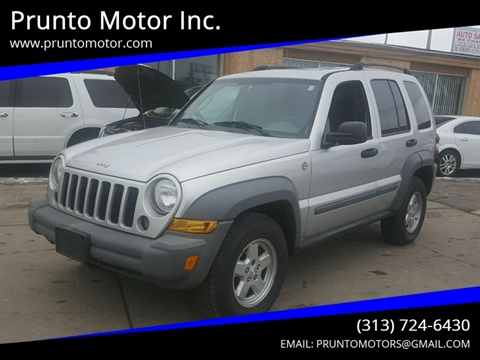 2006 Jeep Liberty for sale in Dearborn, MI