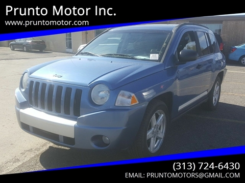 2007 Jeep Compass for sale in Dearborn, MI