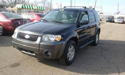 2006 Ford Escape for sale in Dearborn, MI