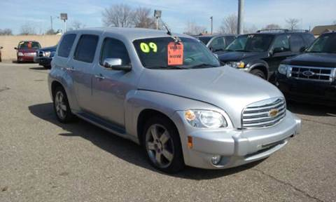 2009 Chevrolet HHR for sale at Prunto Motor Inc. in Dearborn MI