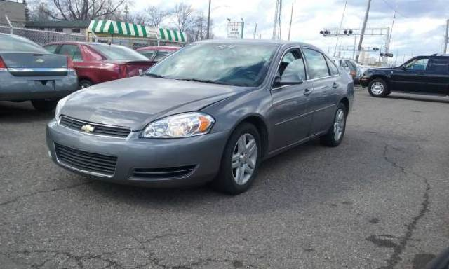 2006 Chevrolet Impala for sale at Prunto Motor Inc. in Dearborn MI
