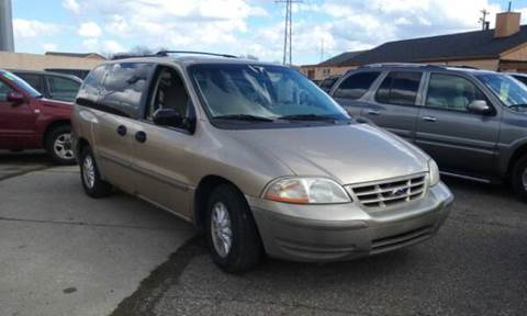 1999 Ford Windstar for sale at Prunto Motor Inc. in Dearborn MI