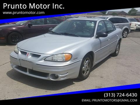2004 Pontiac Grand Am for sale in Dearborn, MI