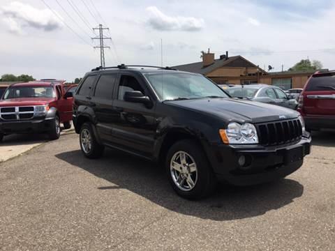 2005 Jeep Grand Cherokee for sale at Prunto Motor Inc. in Dearborn MI