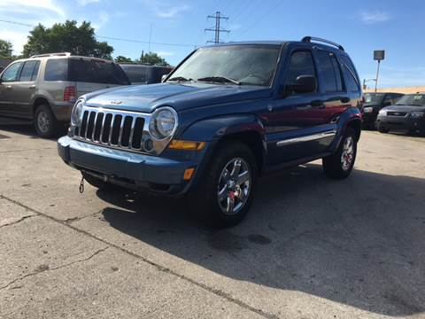 2006 Jeep Liberty for sale at Prunto Motor Inc. in Dearborn MI