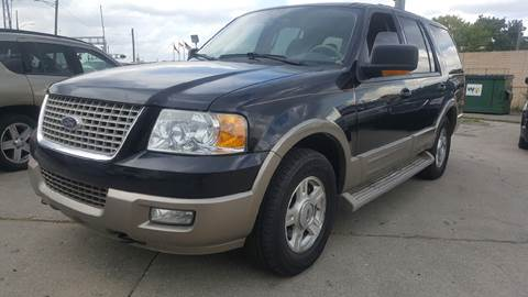 2004 Ford Expedition for sale at Prunto Motor Inc. in Dearborn MI