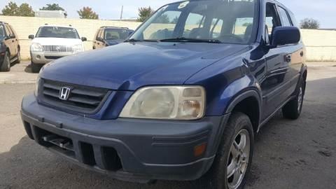 1999 Honda CR-V for sale at Prunto Motor Inc. in Dearborn MI