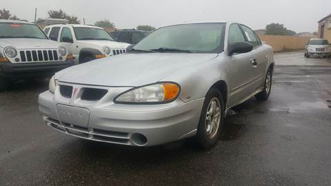 2005 Pontiac Grand Am for sale at Prunto Motor Inc. in Dearborn MI