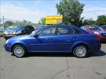 2007 Suzuki Forenza for sale in Battle Creek, MI