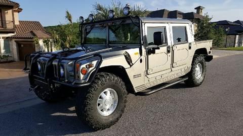 2000 AM General Hummer for sale in Battle Creek, MI