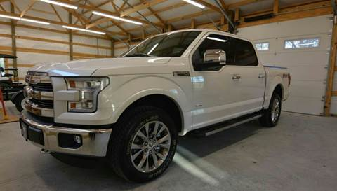 2016 Ford F-150 for sale in Battle Creek, MI