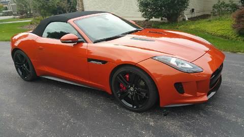 2014 Jaguar F-TYPE for sale in Battle Creek, MI