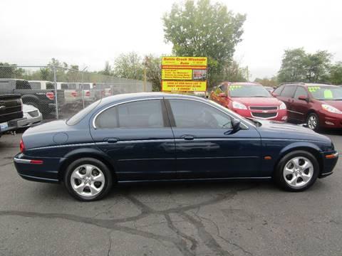 2000 Jaguar S-Type for sale in Battle Creek, MI