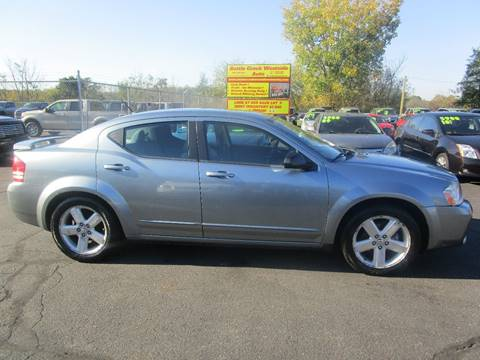 2008 Dodge Avenger for sale in Battle Creek, MI
