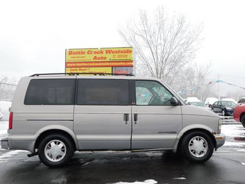 1999 GMC Safari for sale in Battle Creek, MI