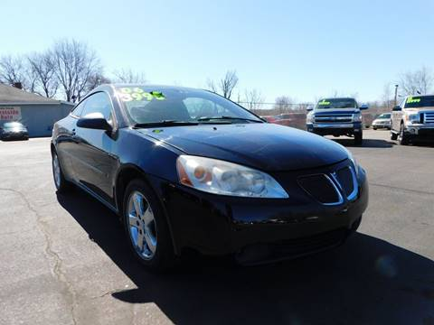 2006 Pontiac G6 for sale in Battle Creek, MI
