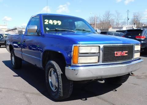 1993 GMC Sierra 1500 for sale in Battle Creek, MI