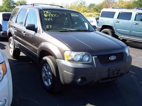 2006 Ford Escape for sale in Battle Creek, MI