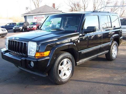 2006 Jeep Commander for sale in Battle Creek, MI