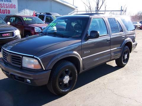 1998 Oldsmobile Bravada for sale in Battle Creek, MI