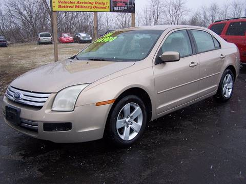 2006 Ford Fusion for sale in Battle Creek, MI