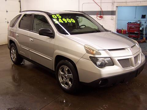 2005 Pontiac Aztek for sale in Battle Creek, MI