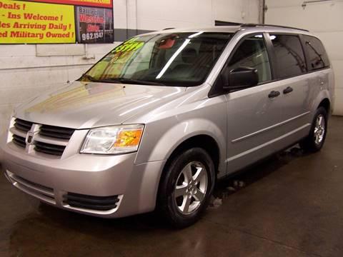 2008 Dodge Grand Caravan for sale in Battle Creek, MI