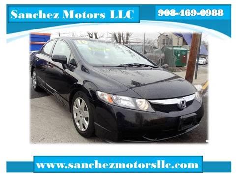 2010 Honda Civic for sale in Elizabeth, NJ