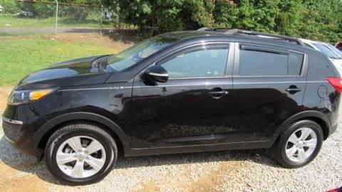2012 Kia Sportage for sale in Philadelphia, MS