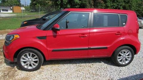 2013 Kia Soul for sale in Philadelphia, MS