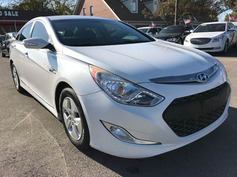 2012 Hyundai Sonata Hybrid for sale in Louisville, KY