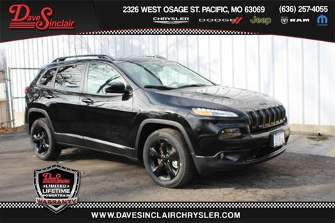2018 Jeep Cherokee for sale in Pacific, MO