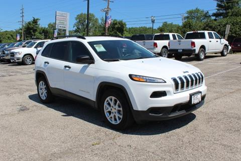 2017 Jeep Cherokee for sale in Pacific, MO