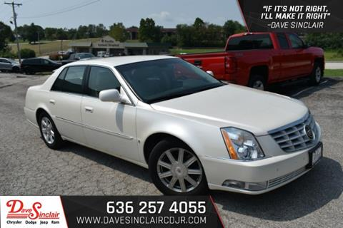 2007 Cadillac DTS for sale in Pacific, MO