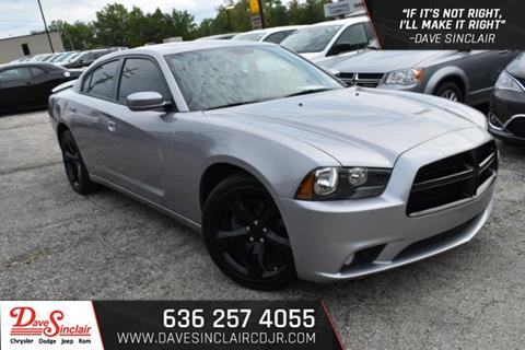 2014 Dodge Charger for sale in Pacific, MO