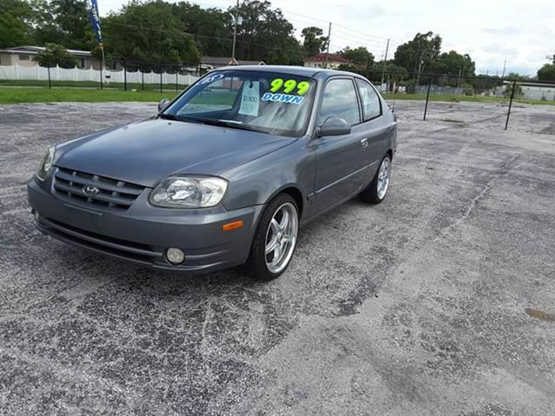 2005 Hyundai Accent For Sale At City Automotive Group In Orlando FL