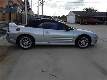 2001 Mitsubishi Eclipse Spyder for sale in Orlando, FL