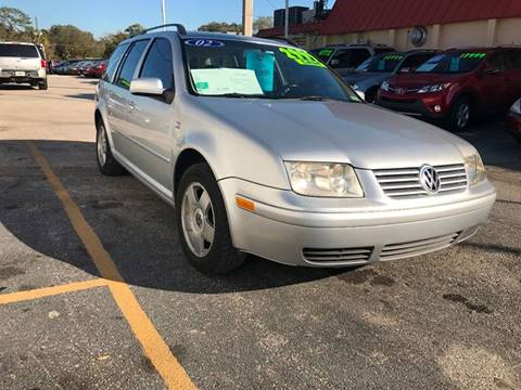2002 Volkswagen Jetta for sale in Orlando, FL