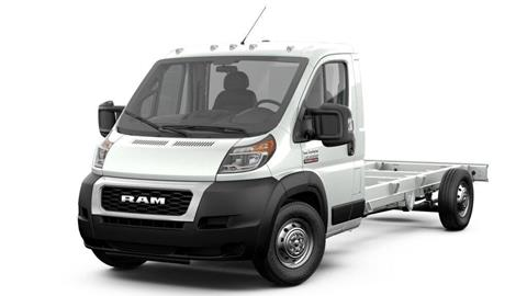 2019 RAM ProMaster Cutaway Chassis for sale in Warren, MI