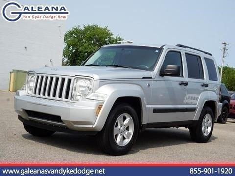 2012 Jeep Liberty for sale in Warren, MI